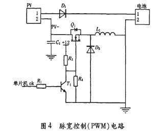图4  脉宽控制(PMW)电路